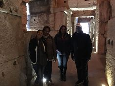 What an amazing place to spend the last day of 2017 in! Our guide Daniella took set of photos on December 31st during our Colosseum underground tour where our clients got to visit the Colosseum Arena and take a trip down to the Colosseum dungeons. For more information about our Colosseum underground tours: www.livitaly.com/tour/colosseum-underground-ancient-rome-tour/?src=pinterest