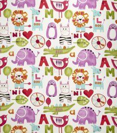 Home Decor Print Fabric-Eaton Square Bric-A-Brac-Tropical Other