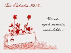 New Post It ¿Has pensado ya tu regalo de San Valentín para este año? Si buscáis un obsequio original, esta es la vuestra...   http://cmcuntismoda.blogspot.com.es/2015/02/regalar-momentos-inolvidables-esta-de.html