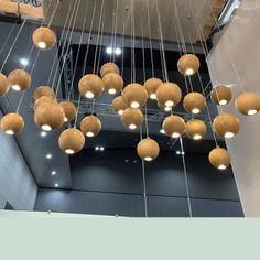 Pendant lighting, contemporary light ASH CUSTOM PENDANT   About Space G4 Led, Lighting Store, Pendant Lighting, Ash, Bulb, Ceiling Lights, Contemporary, Space, Gray