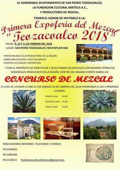 La Fundación Cultural Mixteca A.C y los productores de mezcal de San Pedro Teozacoalco, Nochixtlán, anunciaron la Primera Expo Feria
