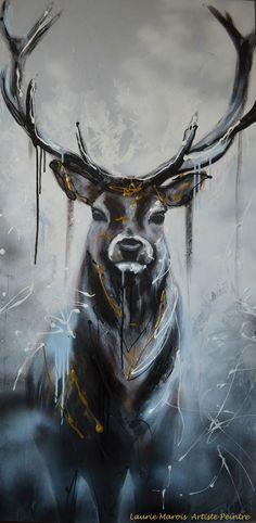 Laurie Marois Artiste peintre