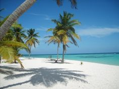 Dominican Republic, Punta Cana... beautiful beaches!! Been there and would like to go again for a relaxing holiday <3