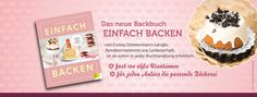 Backbuch einfach backen Just Bake