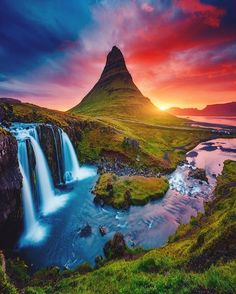 From spectacular scenery to great diving and even a Game of Thrones tour, there are countless reasons to visit Iceland. To see our top five reasons to venture to the land of fire 🔥 and ice❄️ by cruise, hit the link in the bio. Dolby Digital, Cable Ethernet, Cruise Holidays, Blu Ray, Pixel, Fire And Ice, Natural Beauty, Waterfall, Scenery