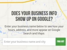 It's important that your business is listed on Google — potential #customers are searching online more and more everyday for local businesses.  In fact, 4 out of 5 people are now using search engines to find #local information like #business hours & directions. Unfortunately, only 37% of businesses have claimed their business listing on a #search engine — that's a lot of missing opportunities for local businesses.  Here's a step-by-step #guide to putting your business on Google Search and…