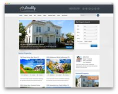 #LOCALITY - 50 Stylish and Responsive Real Estate WordPress Themes (Part 4) ➤ To see more news about The Most Expensive Homes around the world visit us at www.themostexpensivehomes.com #mostexpensive #mostexpensivehomes #themostexpensivehomes @expensivehomes