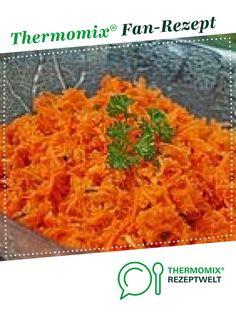 Karottensalat von yr56. Ein Thermomix ® Rezept aus der Kategorie Vorspeisen/Salate auf www.rezeptwelt.de, der Thermomix ® Community.