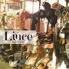 Pura fabricación artesanal en nuestras instalaciones de Elche. ¿Qué tenemos preparado para la nueva colección? Lince Shoes made in Spain. ➤ www.lince.es