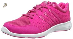 Adidas - Arianna Iii - AF5863 - Color: Pink-White - Size: 8.5 - Adidas sneakers for women (*Amazon Partner-Link)