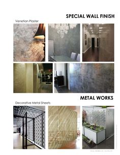 Wall Finishes, Company Profile, It Is Finished, Decor, Decoration, Decorating, Company Profile Design, Deco