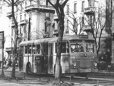 Autobus H in via Legnano | da Milàn l'era inscì