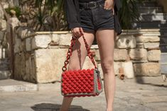 Matoohandmade Bubble Big Luxury Bags, Chanel Boy Bag, Bubbles, Gucci, Shoulder Bag, Handmade, Big, Business, Fashion