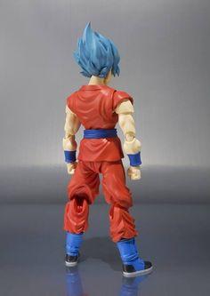Tamashii Nations S.H.Figuarts GSS Goku