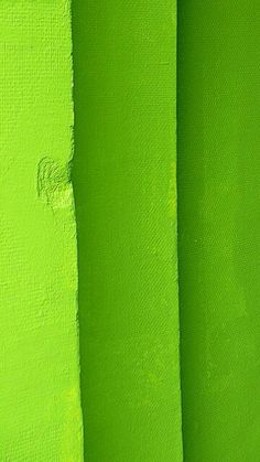 I painted one of my bedrooms this shade of green once. It was a sunny room, and I aggressively adore this color. It's the color of joy. Bright Green, Neon Green, Green Colors, Green Stripes, Yellow, World Of Color, Color Of Life, Palette Verte, Terra Verde