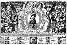 Virgem de Ouro (entre Mercúrio e Vênus)