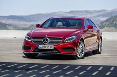 Mercedes onthult vernieuwde CLS-klasse