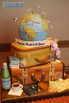 Around the World in 65 years