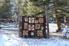 Tom Miner Quilts and Folk Art: The Pokeberry Quilt, designer Jan Patek