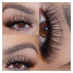 How to Curl Your Eyelashes -From Novice to Expert! ❤ liked on Polyvore featuring beauty products, makeup, eye makeup and false eyelashes