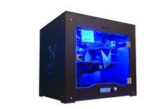 The Roboze One+400 Desktop 3D Printer Has No Belts! #3DPrinting
