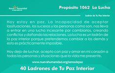 Propósito 1062La Lucha