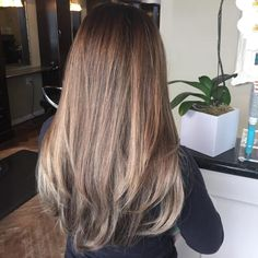 subtle+ombre+for+brown+hair