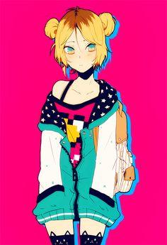 Kenma ~ Gender-bend ~ Haikyuu