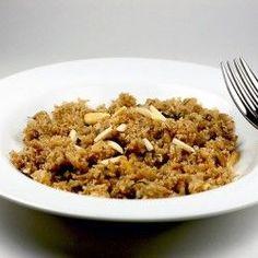 """""""Cauli-Rice"""" – A South Beach Diet Phase 1 Rice Substitute"""