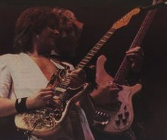 Trevor Rabin (w/ Chris Squire - YES)