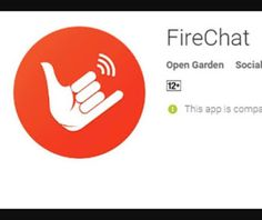 FireChatas defined by Wikipedia is aproprietarymobile app which was developed byOpen Garden and the FireChat app makes use ofwireless mesh networkingto enablesmartphonesto connect viaBluetoothWi-Fi or Apples Multipeer Connectivity Framework without an internet connection by connectingpeer-to-peer.  This FireChat app was designed to enable communications tool during civil protests where there is no network provided by the network providers one can use this app to still communicate with one…