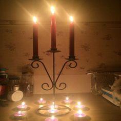 Modern Iron Candlestick Wedding Home Decor Iron Candlestick Ornaments Black Retro Candel Holders Candlelight Dinner Candelabra