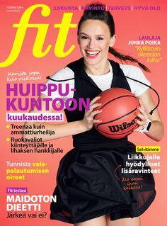 Fit 12/2014 I Kuva Kirsi-Marja Savola I www.fit.fi Magazine, Pop, Movies, Movie Posters, Popular, Pop Music, Films, Film Poster, Magazines