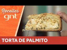 Receita de Torta de Palmito | Olivier Anquier - YouTube