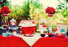 backyard party decorations - Google Search