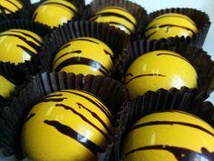 Chocolat au miel crémeux de Miel de mon père