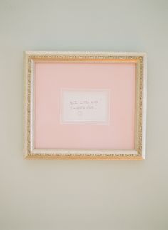 20 Ways to Decorate Your Walls: Frame sentimental pieces