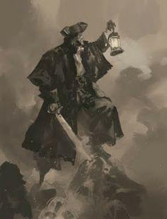 LAUFFRAY: Long John Silver et la lanterne magique