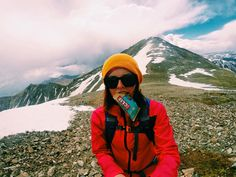 """""""But you're from Texas, a flatlander, and you're 28,"""" people would comment when I revealed my plans. """"Too old and too inexperienced to start something like mountaineering.""""    I disagreed. I still do. You are never too old to start something new — never.  @tiffinyepiphany for @outdoorwomen"""
