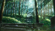 "anime forest backgrounds Google"" paieška"