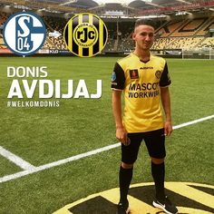 Welkom bij Roda JC Donis Avdijaj  Details  www.rodajc.nl #WelkomDonis #RodaJC #Schalke04