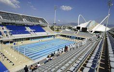Olympics 2004 Athens - Swimming Pool