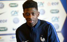Eyes on Ousmane Dembélé | My Heart Beats Football