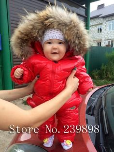 Hot sale boys black warm quilted fluffy real fur hood belted coat