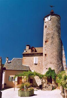 La Canourgue,Lozère.