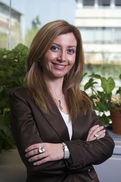 Cristina Sánchez Ruiz - Directora del Aeropuerto de Salamanca