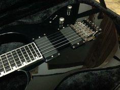 ESP M-II | 15jt Guitars, Bass, Music Instruments, Lowes, Musical Instruments, Guitar, Double Bass, Vintage Guitars