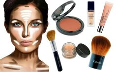Makeup Tips For a Round Face..