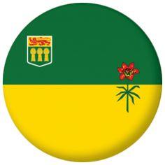 Saskatchewan Province Flag