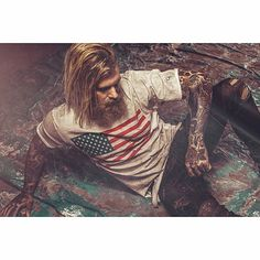 #ShareIG Getting dirty for @concretehumanity by @lanedorsey #murica  Denim by @otheruk